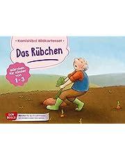 Das Rübchen. Kamishibai Bildkartenset.: Märchen für Kinder von 1-3