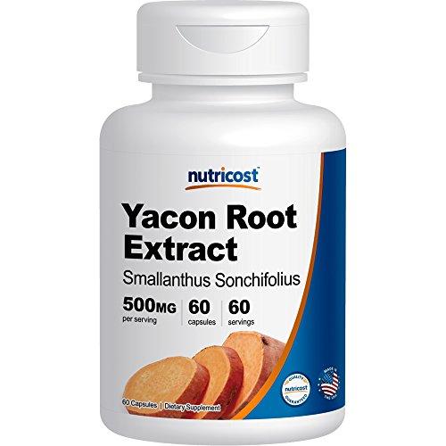 yacon root 1000 - 4