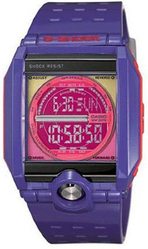 Casio G-Shock World Time Digital Pink Dial Men's watch #G8100C-6