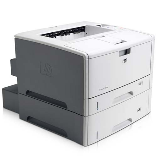 HP Laserjet 5200DTN Printer. 35 Ppm, Prints 3 X 5 To 12.28 X18.5 In. 128MB Std.