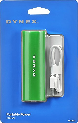 Dynex Portable Charger Chargers External product image