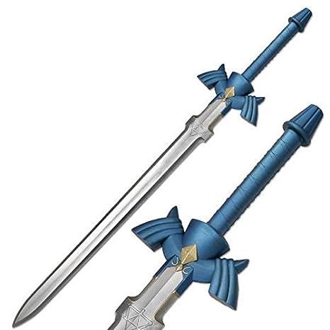 Amazon.com : OTAKU NINJA HERO Zelda - Link Mastersword - PU ...