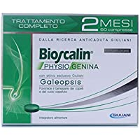 2x Bioscalin Physiogenina anticaduta capelli 30 cpr