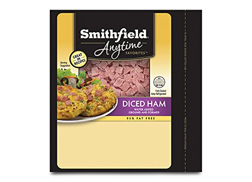 SMITHFIELD HAM DICED NATURAL SMOKED 8 OZ PACKAGE 3 PACK by SMITHFIELD At The Neighborhood Corner Store