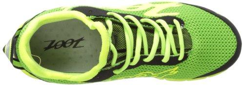 Zoot Donne Ultra Kiawe 2.0 In Esecuzione Giallo Green Shoe Flash / Sicurezza / Nero