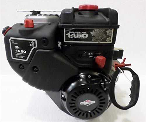 Briggs & Stratton Snow Engine 14.5 TP 305cc ES 3/4'' X 2-33/64'' #20M307-0001 by Briggs & Stratton