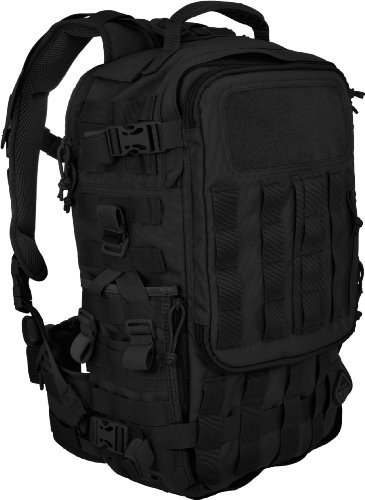 Hazard Second Front Rotatable Backpack