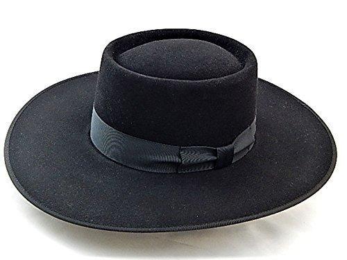 Amazon.com  A1507-8X Beaver Quality Buckaroo Style Fur Felt Hat  Handmade a164d783381