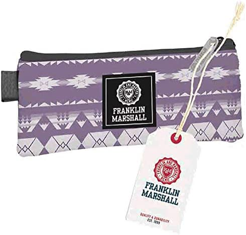Bolsa plana Franklin & Marshall, color Rosa: Amazon.es: Oficina y papelería