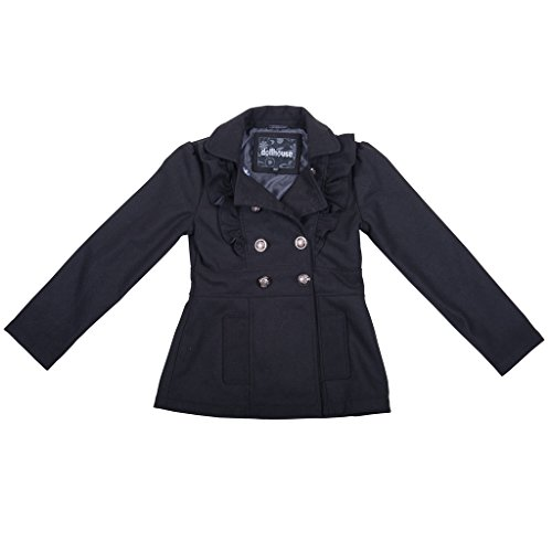397022-typicalblack-3t-girls-wool-blend-jacket-double-breasted-classic-coat