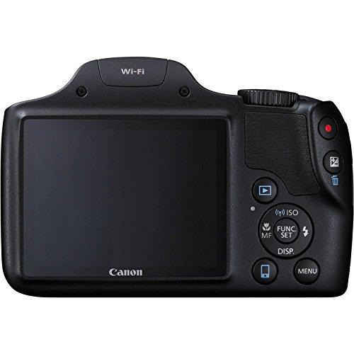 Canon PowerShot SX530 HS Digital Camera, 16GB SDHC Class 10 Memory Card, Camera Case & More