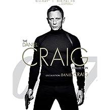 James Bond-Daniel Craig 4 Pack Collection