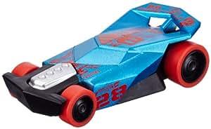 Mattel - Coche para juego digital en iPad, Hot Wheels Apptivity iCar Drift King, 3 zonas de juego diferentes (X3153)