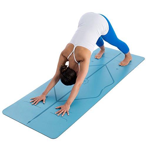 Liforme Yoga Mat - The World's Best Eco-Friendly, Non Slip ...