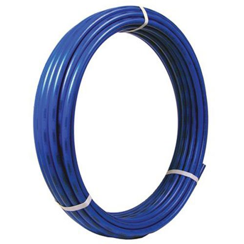 SharkBite U870B300 PEX Pipe 3/4 Inch, Flexible Water Tube, Pot, 300-Foot, Blue
