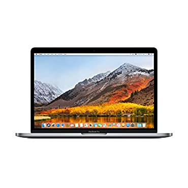 Apple 13.4 MacBook Pro Laptop (Retina, Touch Bar, 2.3GHz Quad-Core Intel Core i5, 8GB RAM, 512GB SSD Storage) Space Gray(MR9R2LL/A) (2018 Model)