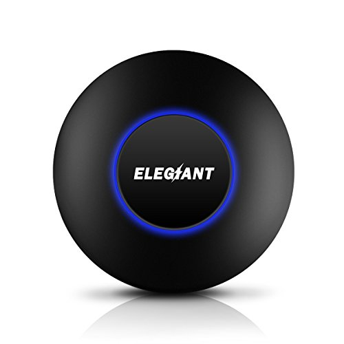 WIFI Display Dongle, ELEGIANT Wireless Screen Mirroring Adapter 1080P Video Receiver Mini Display Receiver HD AV Dual Output Support Airplay DLNA Miracast for iOS/Android/TV/Projector by ELEGIANT (Image #8)