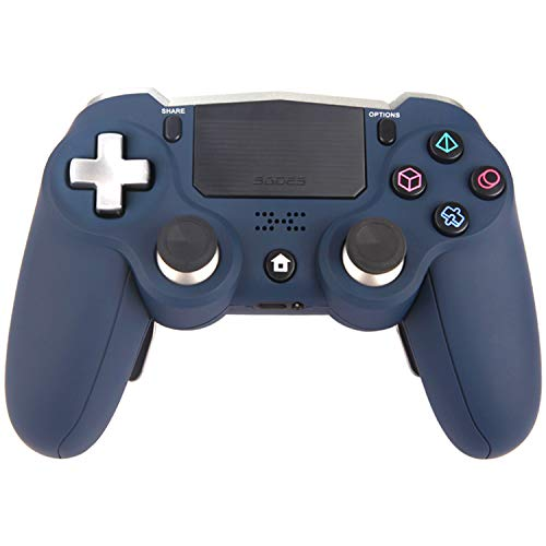 PS4 Wireless Controller, SADES Newest Version PS4 Controller Gamepad Controller For PlayStation 4 PS4, Joystick Gamepad Remote Control PS4 ()