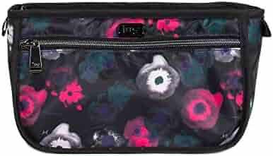 Lug Women's Parasail Cosmetic Case, Water Black