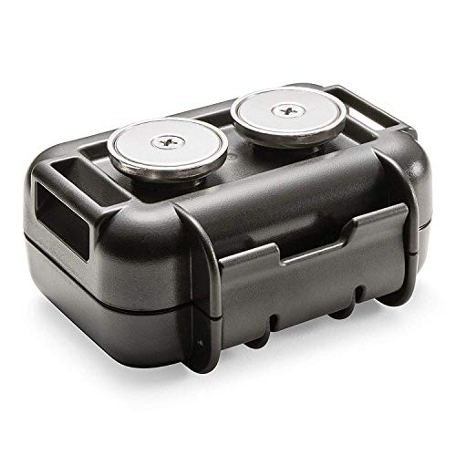 Spy Tec M2 Waterproof Weatherproof Magnetic Case for STI GL300 Real-Time GPS Trackers ()