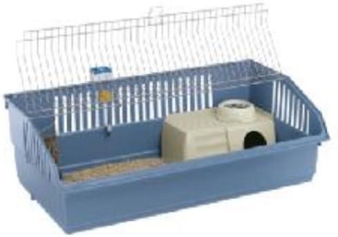Ferplast - Jaula para Conejos Rabbit 100 Deluxe: Amazon.es ...