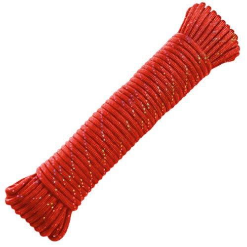 Home Improvement WELLINGTON CORDAGE NPC1830RS Paracord 5//32 x 30 5//32 x 30/' TV Non-Branded Items Red