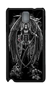 Samsung Note 3 Case Games Angel PC Custom Samsung Note 3 Case Cover Black