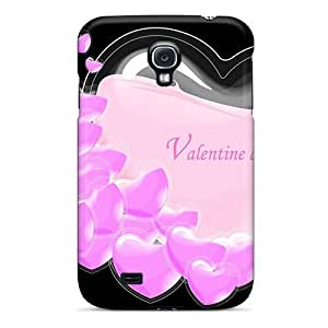 New Style Tpu S4 Protective Case Cover/ Galaxy Case - Beautiful Valentines Day