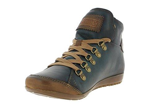 Pikolinos Lisboa 7557 Para Azul Mujer Altos 767 Zapatos rrAvw8x