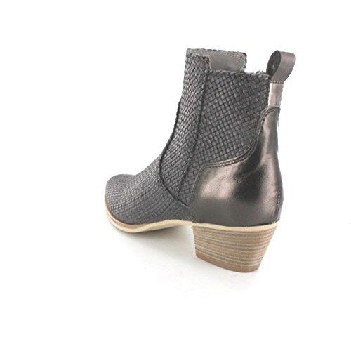 MARIPE 20025 Damen Stiefel, Grau 39,5 EU: : Schuhe