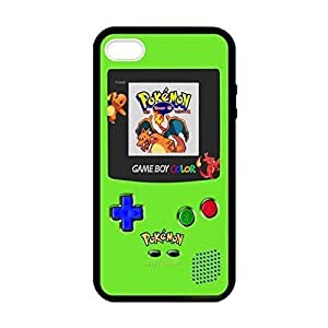 SUUER pokemon gameboy Custom Hard Case for iPhone 4 4s Durable Case Cover