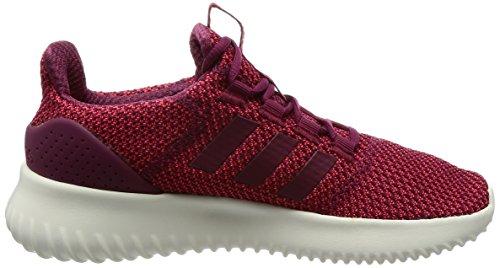 Femme Blatiz Fitness Chaussures De Rubmis rojimp 000 Cloudfoam Adidas Ultimate Rouge nqRXSz