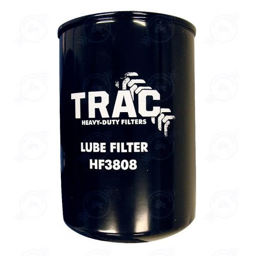 Complete Tractor HF3808 Lube Oil Filter (For Ford New Holland Tractor 1120 Others-9846407) by Complete Tractor