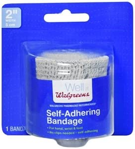 Amazon Com Walgreens Self Adhering Bandage 2 Inch 1 Ea