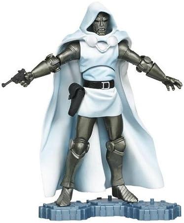 Marvel Universe Legends 15cm - Doctor Doom Variant (White): Amazon ...