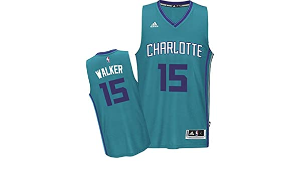 9532012e2 Amazon.com  Adidas Charlotte Hornets Kemba Walker Teal Player Swingman  Youth Jersey (Youth Small)  Clothing