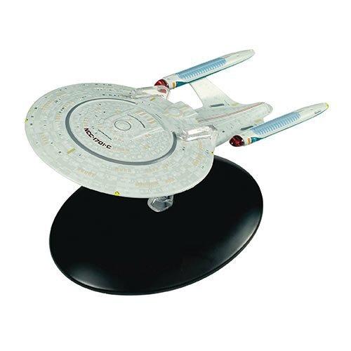 Eaglemoss Star Trek: The Official Starships Collection Bonus Issue: U.S.Enterprise NCC-1701-C (Probert Concept) Ship Replica