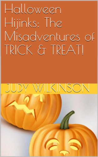 (Halloween Hijinks: The Misadventures of TRICK &)