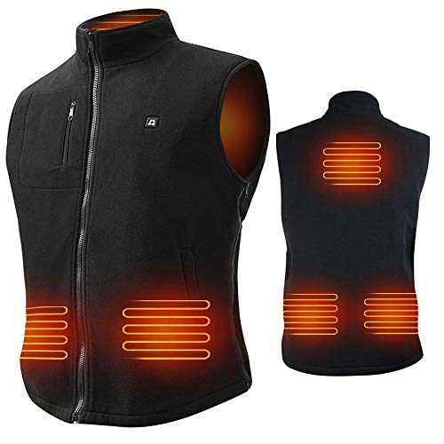 ARRIS Heated Vest Size