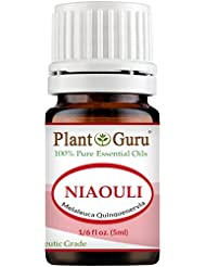 Niaouli Essential Oil (Madagascar) 5 ml. 100% Pure Undiluted Therapeutic Grade.