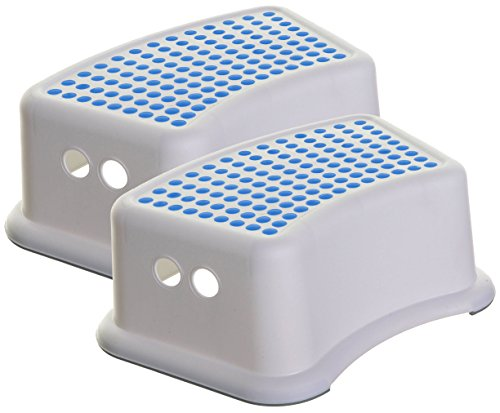 Minel Toddler Step Stool (2 pack)