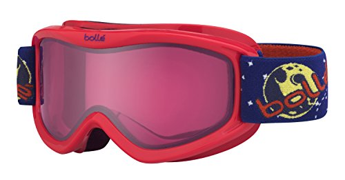 Bolle AMP Goggles, Red Rocket, Vermillion - Shop Bolle