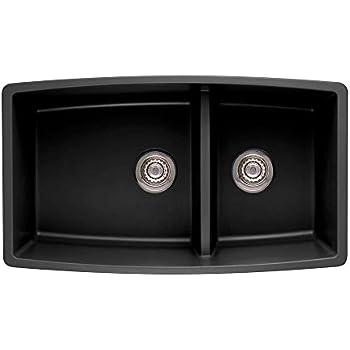 Blanco 441312 Performa 1.75 Medium Bowl Sink, Anthracite