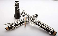 Glory Oboe C Key Cupronickel Plated Silv...