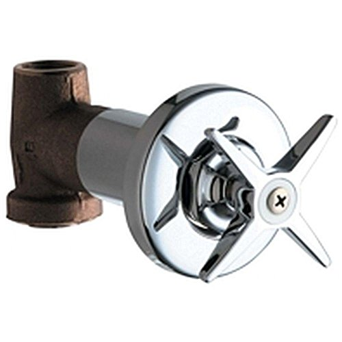 Chicago Faucet Company Single Control Tub & Shower Valve, Lead Free ()