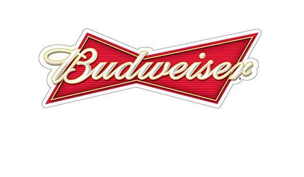 Budweiser Beer Decal Sticker Car Truck Window Bumper Laptop Wall Car & Truck Decals & Stickers
