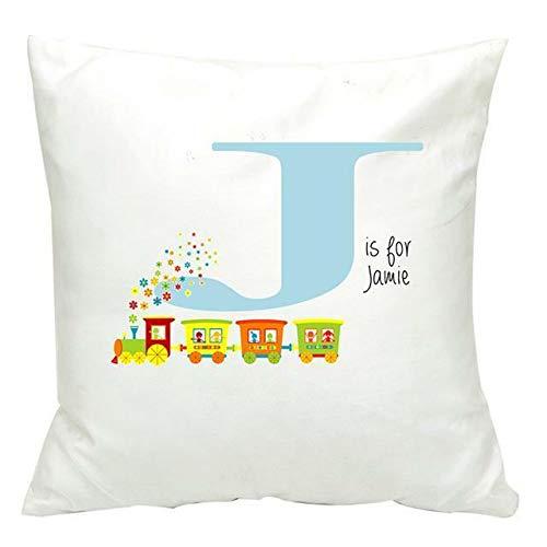 Personalizado - funda para cojín de 40 cm para niños de ...