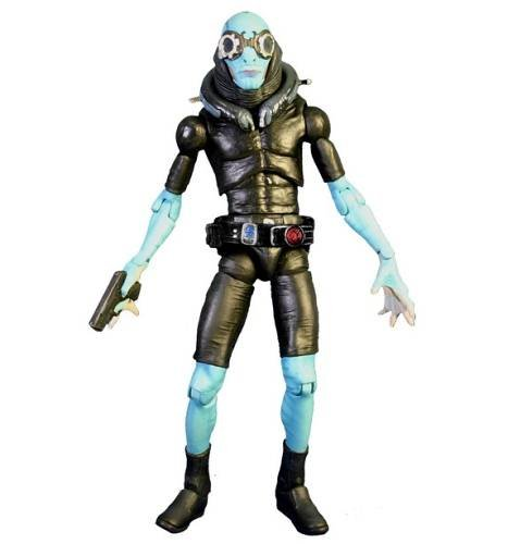 Hellboy 2 and the Golden Army-- Abe Sapien