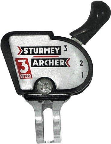 Sturmey Archer SLS3C R3 Manette de dérailleur 3 vitesses