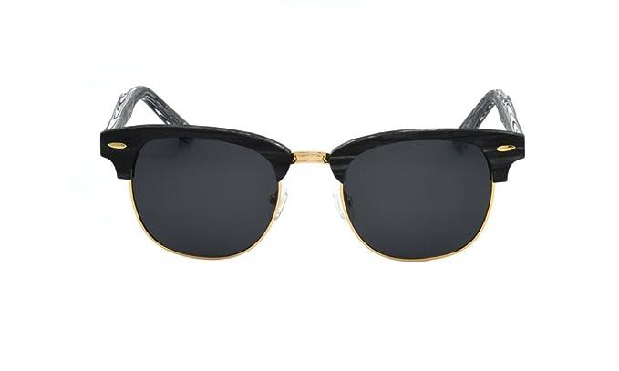 Amazon.com: i-sea Parker anteojos de sol Clubmaster Para ...